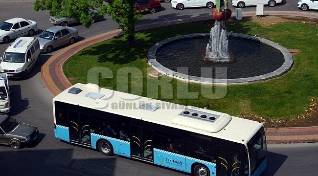 Kurban Bayramı'nda toplu taşıma ve mezarlık servis hizmetleri ücretsiz